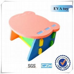 Environment Friendly &patchwork EVA toys