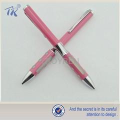 厂家直销精美设计金属圆珠笔