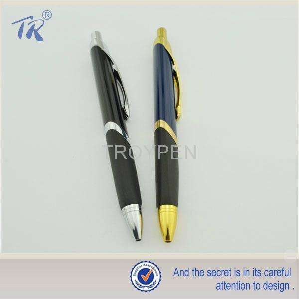 精美设计促销金属圆珠笔 2