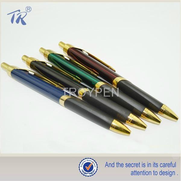精美设计促销金属圆珠笔 4