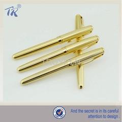 精美设计尊贵金色礼物钢笔