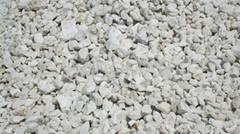 Paint Grade white Barite Lump whiteness 80-92