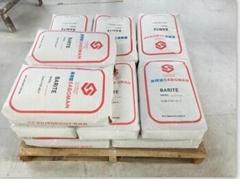 Micronized barium sulfate 2500 mesh