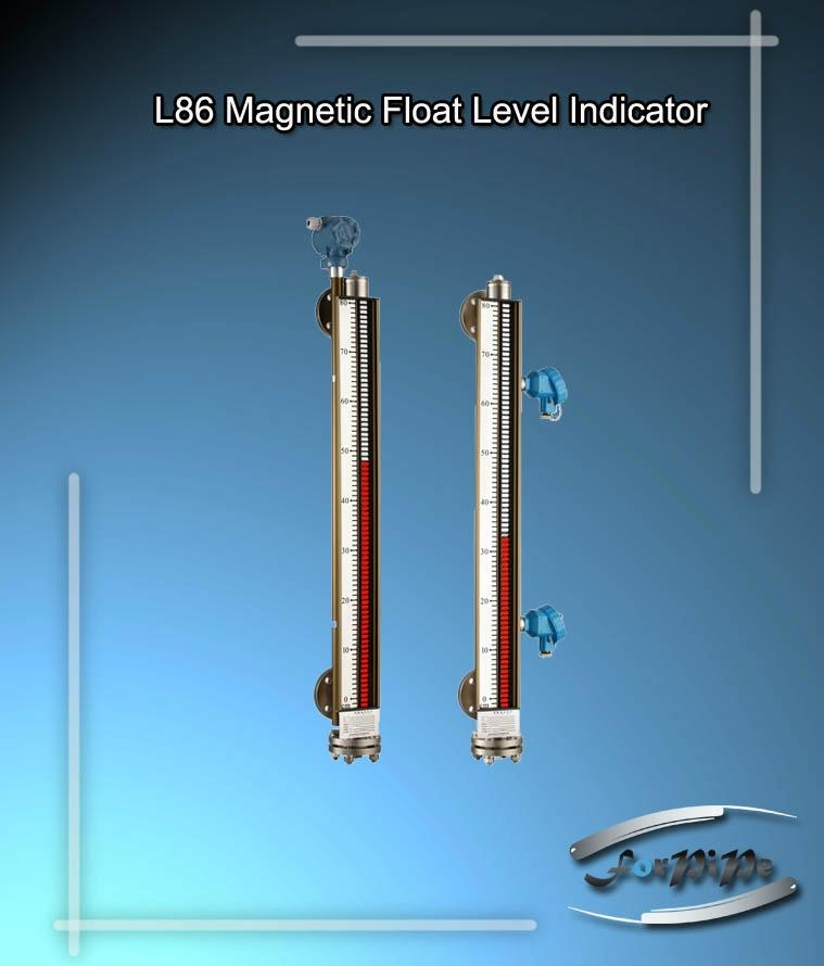 Magnetic Float Level Indicator 1