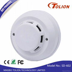 2/4 Wires Smoke Detector