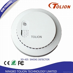 9V Battery Operated Smoke Detector