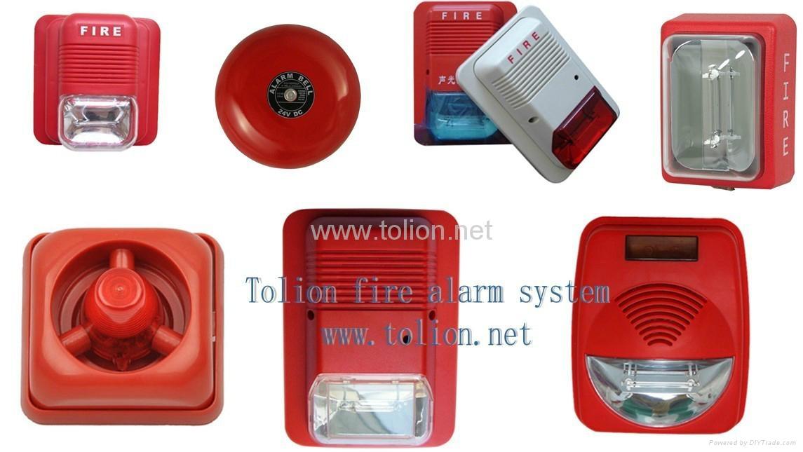 Hot Selling Alarm Bell 220V Outdoor Fire Alarm Bell 4