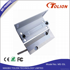 Overhead Roller Shutter Door Magnetic Contacts for Security Alarm