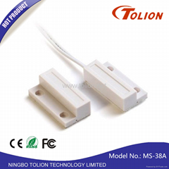 TOLION MS38A surface mount magnetic contact with CE ROHS FCC certificates for do