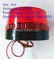 Hecho En China Flash Light Security SL-02 Alarm Emergency Light 2