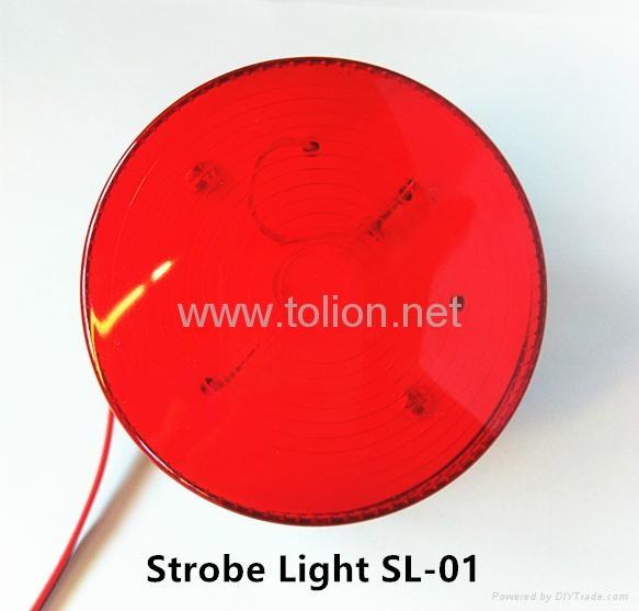 Hecho En China Flash Light Security SL-02 Alarm Emergency Light 4