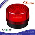 Hecho En China Flash Light Security SL-02 Alarm Emergency Light 3