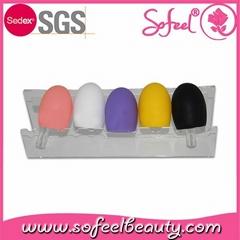 Sofeel New design makeup brush egg OEM factory