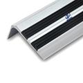 Laminate rubber stair tread anti slip for interior wood floor 2