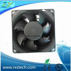92x92x25mm 12v dc small cooling fan