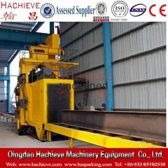 H beam shot blasting Cleaning machines, heavy machinery services