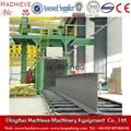 H beam shot blasting Cleaning machines, heavy machinery services 3