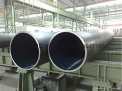 ALLOY STRAIGHT SEAM WELDED PIPE