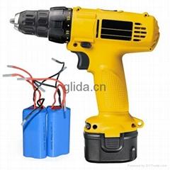 电动工具锂电池