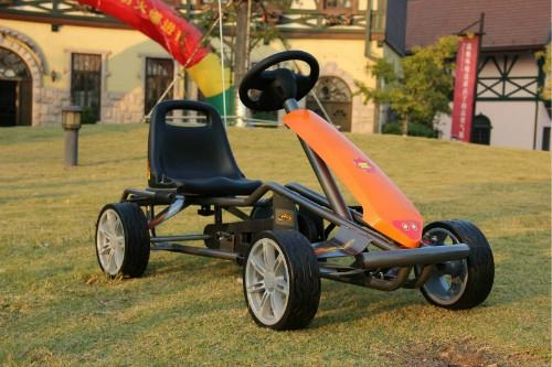 2015 New Popular Pedal Go Kart 1