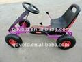 Kids pedal go kart cheap go kart