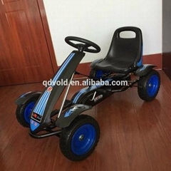 Funny kids toy car kids pedal go kart