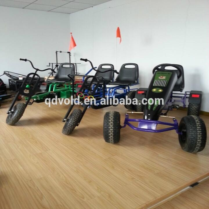 3 wheels adult pedal tricycle pedal go kart for sale 4