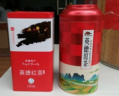 喜園野生英德紅茶方盒裝