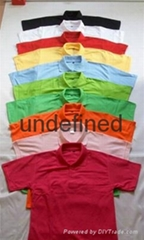 Advertising Election Custom Design Print Logo Cheap Polo T Shirt