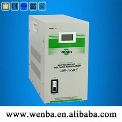 non-noise 6kva automatic voltage regulator