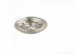 Air exhaust sprocket