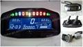 Electric Car Speedometer 48v to 96v for