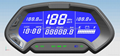 Electric Motorcycle Speedometer 48v-144v Milemeter 2