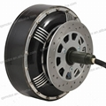 Super 17inch 12kw Water Oil Cooling Motor For Electric