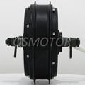 QS Motor Spoke Hub Motor Cromotor 3000w V2 Bicycle Hub Motor 3