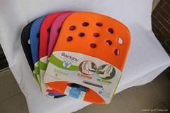 Backjoy Sit Smart Orthopedic Seat Cushion Back Pain Relieve