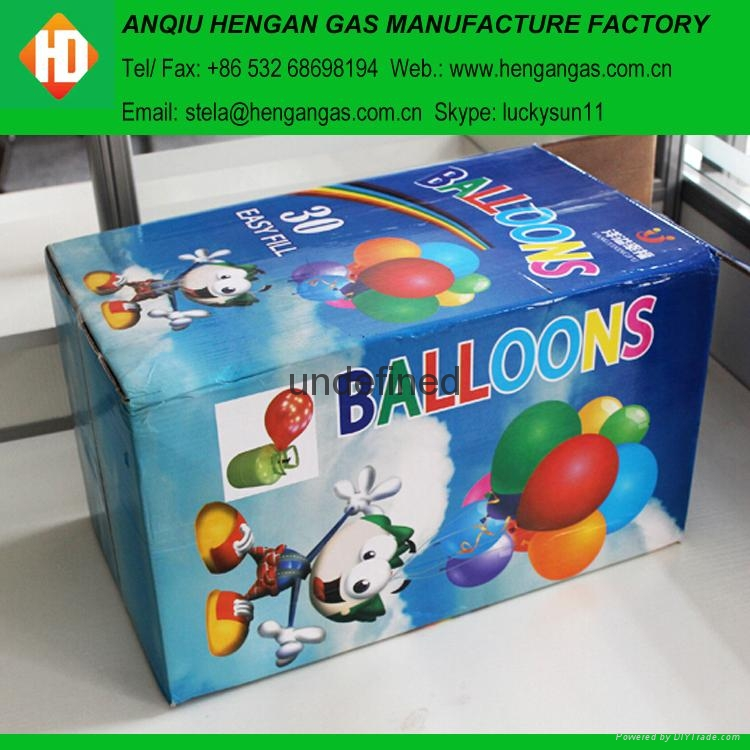 disposable helium gas 5