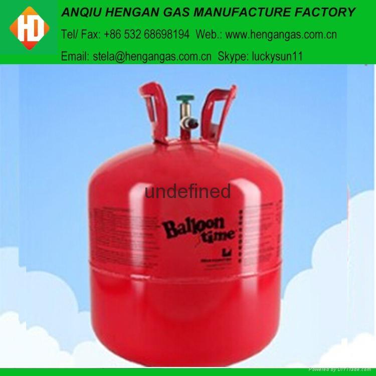Balloon helium gas 1