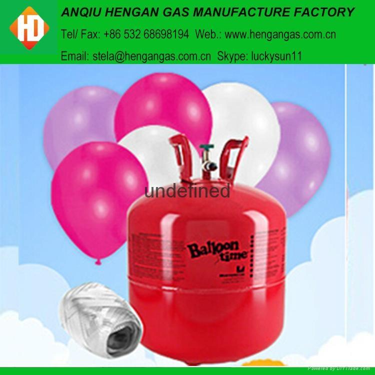 Balloon helium gas 2
