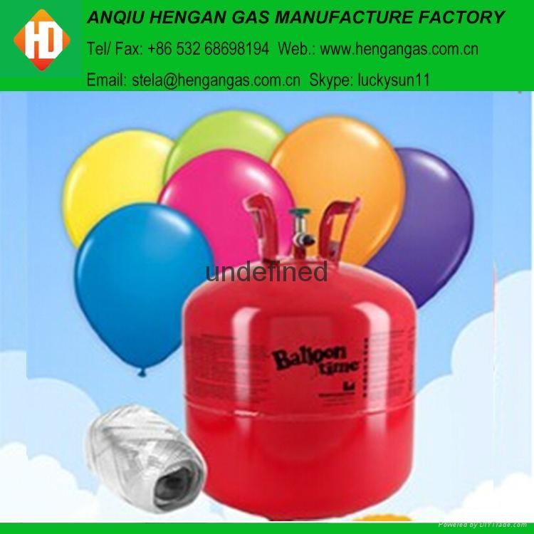 Balloon helium gas 3