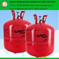 Balloon helium gas 4