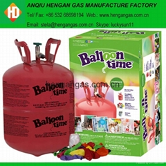Helium gas for sale