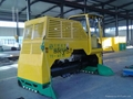 Chicken Manure Compost Turning Machine