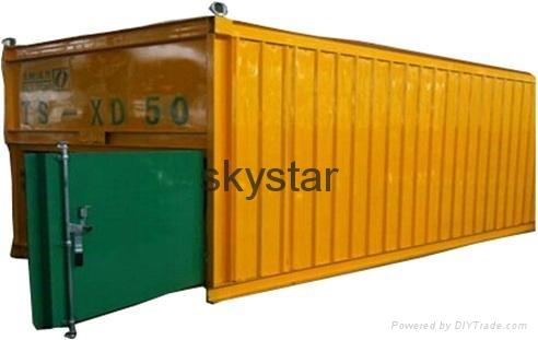 TS-XD30 Compost Processing Machine 2