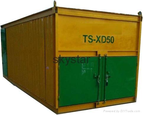 TS-XD30 Compost Processing Machine 1