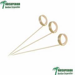 Bamboo Loop Skewer