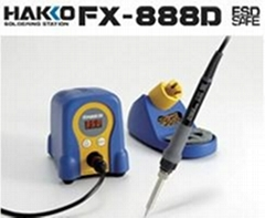 供应日本HAKKO FX-888D恒温电焊台