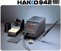 Supply Japan HAKKO942 ESD soldering station