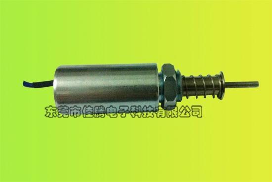 圓管推拉式電磁鐵 3