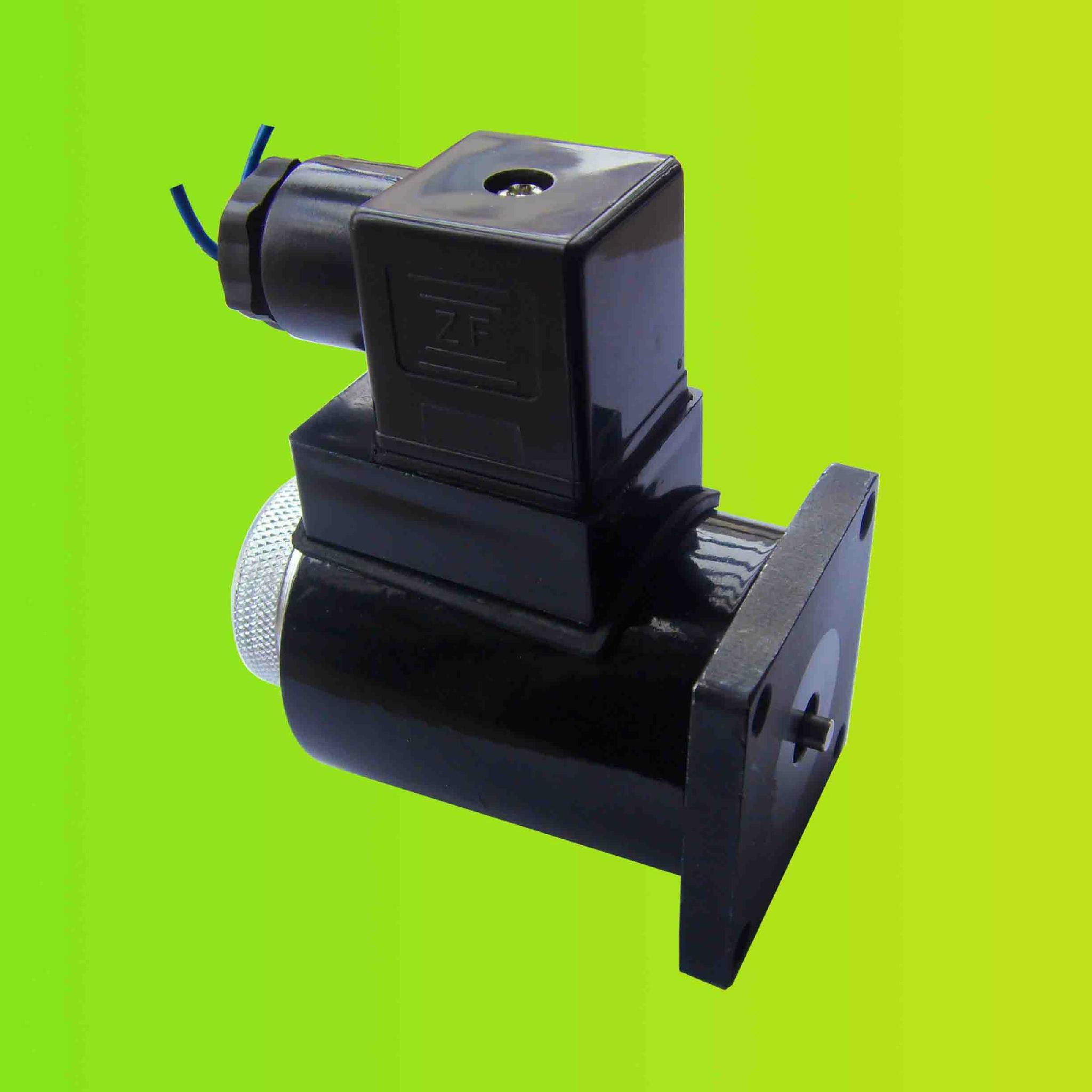 圓管推拉式電磁鐵 5
